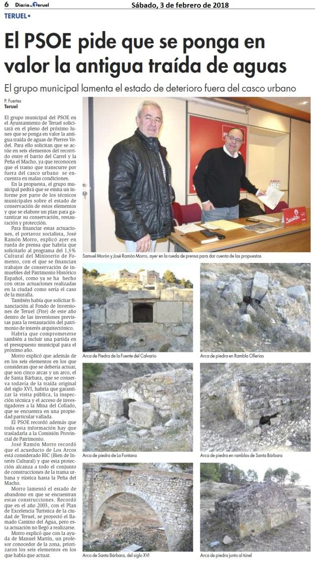 Traída de a Teruel
