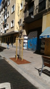 Calle Murta, Benimaclet, Valencia 4