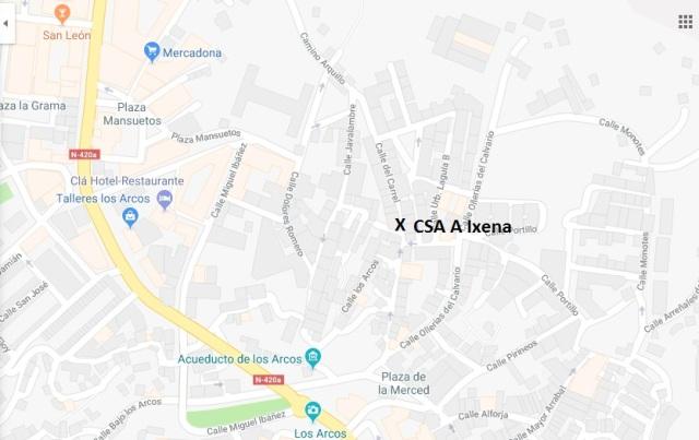CSA A Ixena plano
