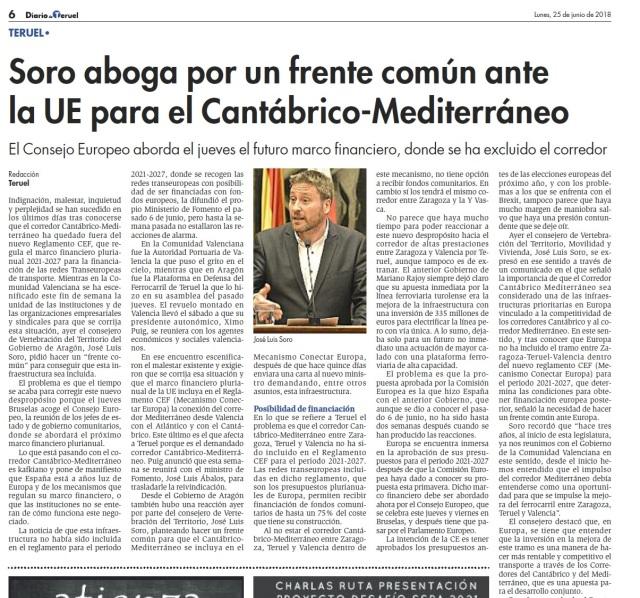 Reacción Gobierno Aragón